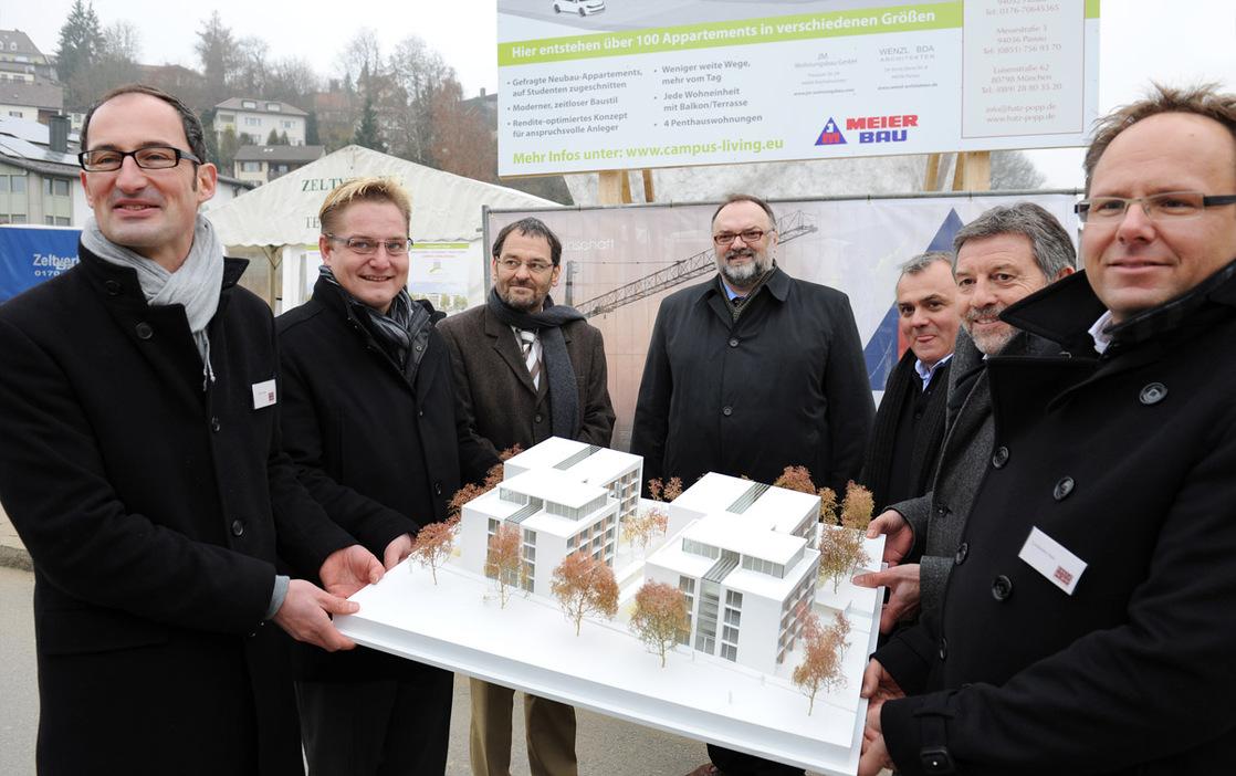 Architekten Passau uni passau luxuswohnungen für langschläfer bayern medienagentur