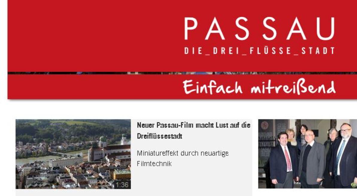Passau wirbt mit Hektik - Bayern - Medienagentur DENK
