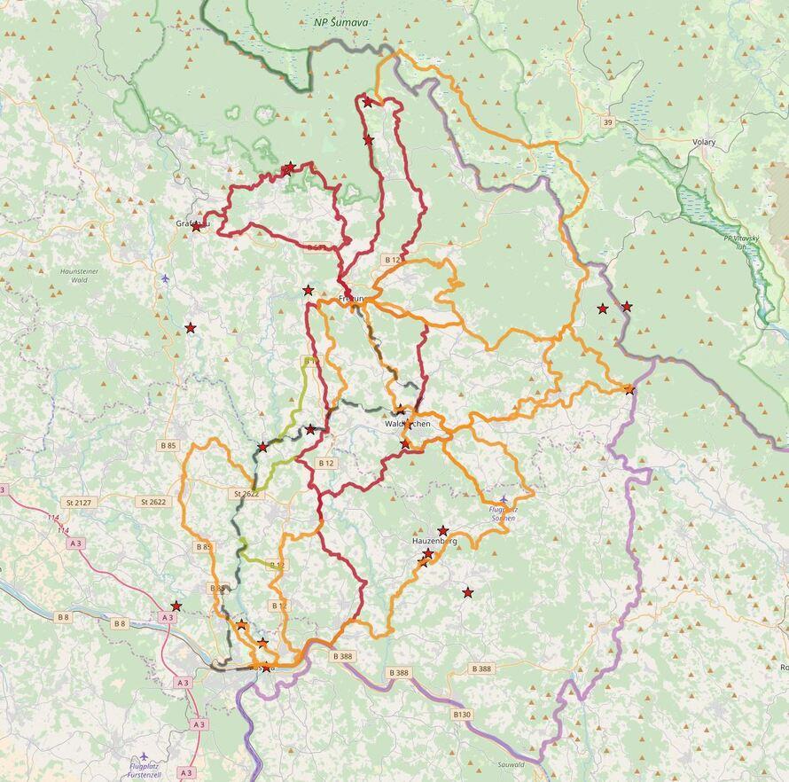 Radwege Rund Um Die Ilztalbahn Nachrichten Burgerblick Passau